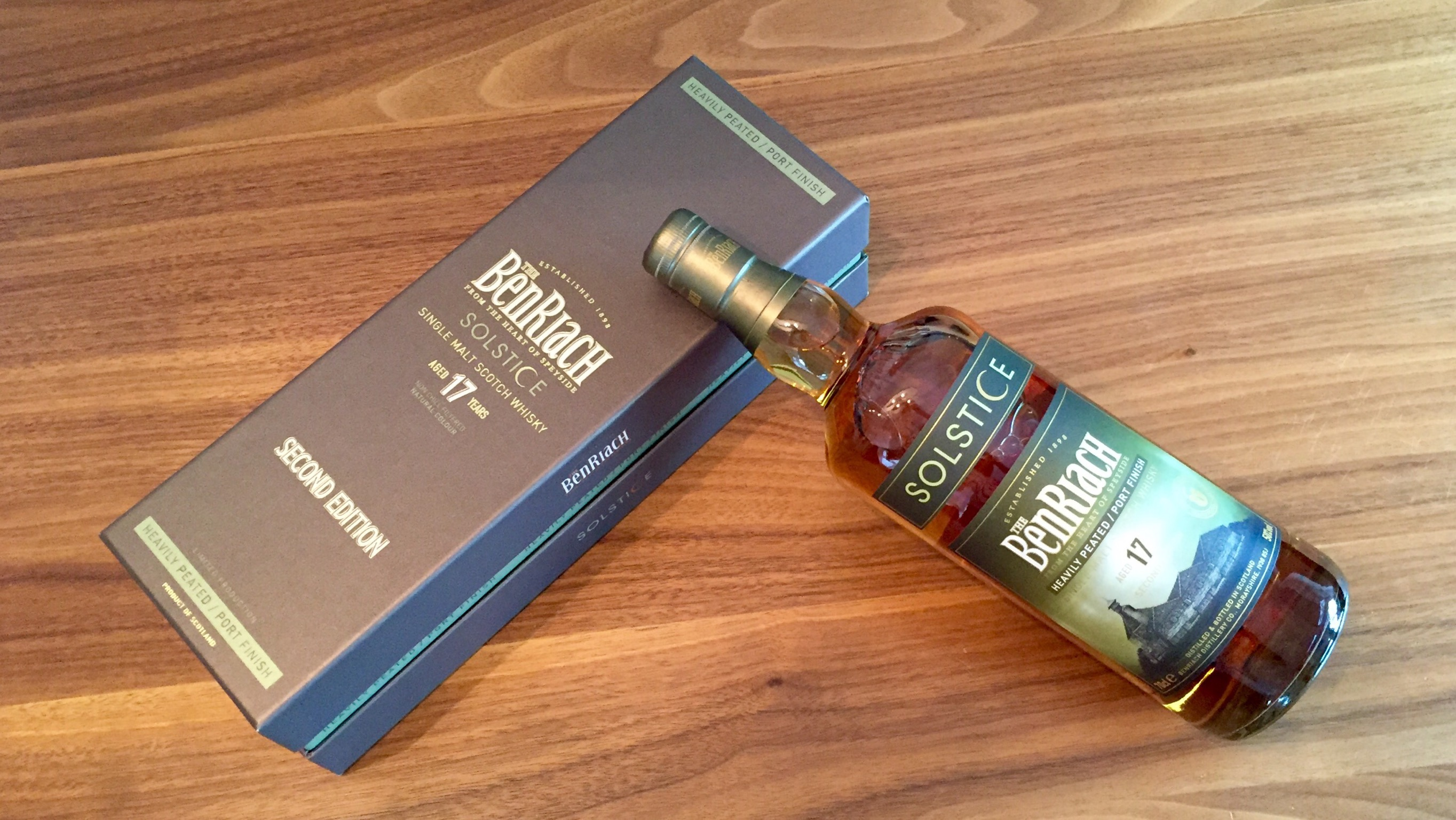 BenRiach Solstice 17